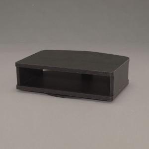 アイリスオーヤマ 薄型TV用回転台 TV用回転台 ブラック KAT-26B|rcmdse