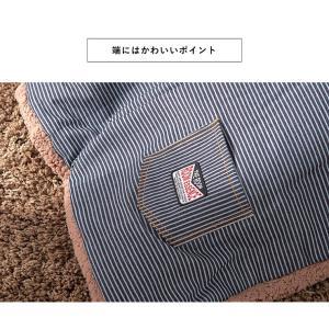 こたつ布団 正方形 ヒッコリーストライプ 190×190 cm 天板サイズ80×80 cm 以下 コタツ炬燵 暖房 ふとん おしゃれ かけ布団 こたつ 単品 北欧|rcmdse|14