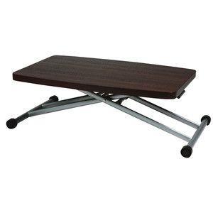 テーブル リフティングテーブル ブラウン MIP-36BR|rcmdse