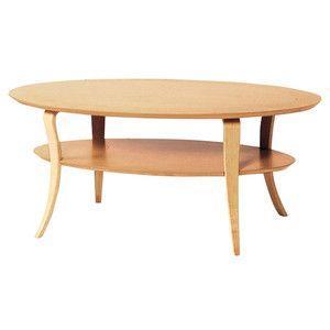 テーブル センターテーブル ローテーブル ナチュラル NET-406NA|rcmdse