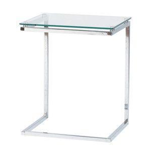 テーブル ガラスサイドテーブル PT-15CL|rcmdse