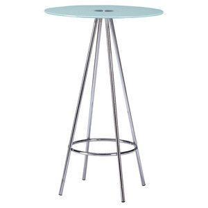 テーブル ガラスカウンターテーブル ポリー PT-212|rcmdse