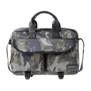 ディーゼル DIESEL X04012PR027H5254 Military Camou ビジネスバッグ|rcmdse