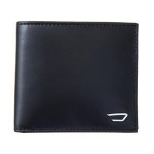 ディーゼル DIESEL X05081P1506T8013 Black 二つ折り財布|rcmdse