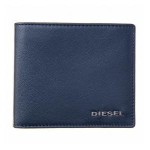 DIESEL ディーゼル 二つ折財布 X05601 P1752 H6842|rcmdse
