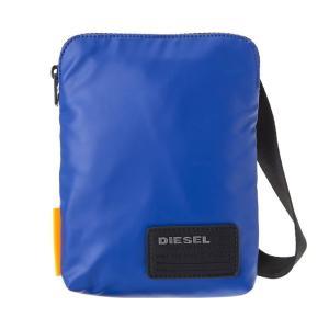 DIESEL ディーゼル X04815 P1157 T6050 Surf blue ショルダーバッグ|rcmdse