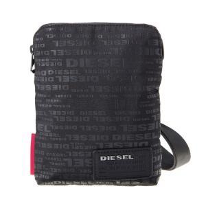 DIESEL ディーゼル X04815 PR027 H5839 Allover Logo ショルダーバッグ|rcmdse