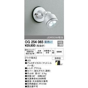 ODELIC 最安値挑戦 オーデリック OG254065 信頼 エクステリアライト