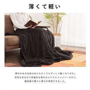 毛布 マイクロファイバー毛布 1枚物 シングル ひざ掛け ふわふわ あったか 掛け布団 掛布団 洗える ウォッシャブル 保温|rcmdse|12