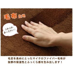 2枚合わせ毛布 中綿入り ダブル マイクロファイバー 毛布 布団|rcmdse|11