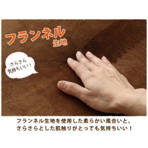 2枚合わせ毛布 中綿入り ダブル マイクロファイバー 毛布 布団|rcmdse|10