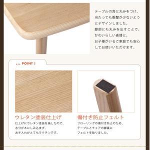 ダイニングテーブル W150 天然木北欧スタイルダイニング CREGG クレッグ テーブルW150 木製 代引不可|rcmdse|05
