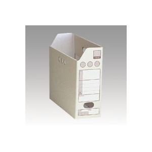 セキセイ ペーパーシスボックス A4 ホワイトグレー 1 枚 SBF-102C-70 文房具 オフィス 用品|rcmdse