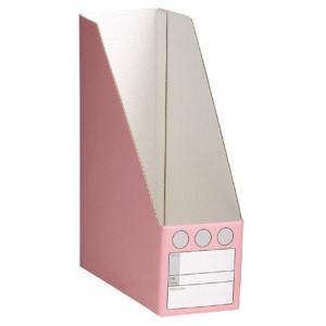 セキセイ ペーパーシスボックス A4タテ ピンク 1 枚 SBF-100S-20 文房具 オフィス 用品|rcmdse