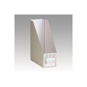 セキセイ ペーパーシスボックス A4タテ ホワイトグレー 1 枚 SBF-100S-70 文房具 オフィス 用品|rcmdse