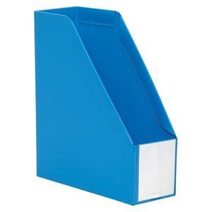 セキセイ アドワン ボックスファイル ブルー 1冊|rcmdse