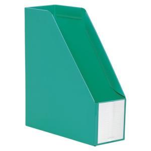セキセイ アドワン ボックスファイル グリーン 1冊|rcmdse