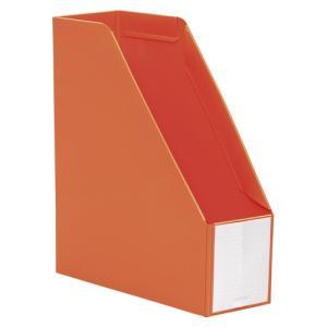 セキセイ アドワン ボックスファイル オレンジ 1冊|rcmdse