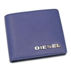 ディーゼル diesel 二つ折り財布 小銭入 jem wallets 00xp32 hiresh small bl|rcmdse