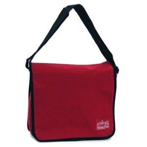 マンハッタンポーテージ manhattan portage ショルダーバッグ 1428 red dj bag (md)|rcmdse
