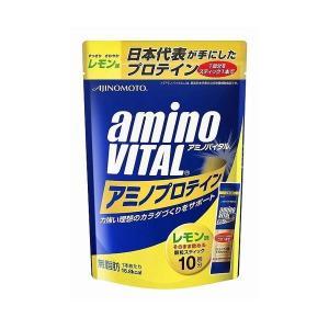 味の素 アミノバイタル アミノプロテイン レモン 10本|rcmdse