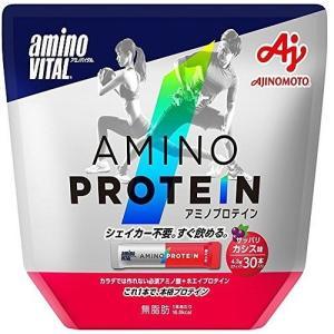 味の素 アミノバイタル アミノプロテイン カシス 30本|rcmdse