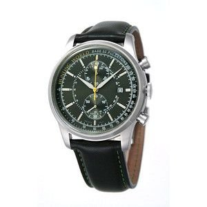 HUNTING WORLD ハンティングワールド ミオ・パルサ 腕時計 イタリア製  HW015GRBK 替えベルト付|rcmdse