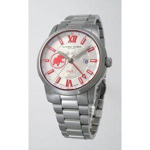 HUNTING WORLD ハンティングワールド ラウンド・トリップ 腕時計 スイス製  HW915SISS GMT|rcmdse