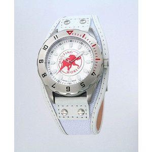 HUNTING WORLD ハンティングワールド バンギリ 腕時計 迷彩ベルト スイス製 HW801SWH|rcmdse