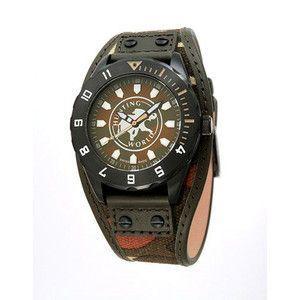 HUNTING WORLD ハンティングワールド バンギリ 腕時計 白ベルト スイス製  HW801BGN|rcmdse