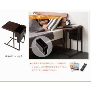 サイドテーブル 4530 テーブル 木製 北欧...の詳細画像5