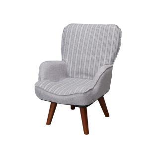 回転式ルームチェア ルノン 回転座椅子 リラックスチェア インテリアチェア コンパクトチェア 一人掛けソファー|rcmdse|03