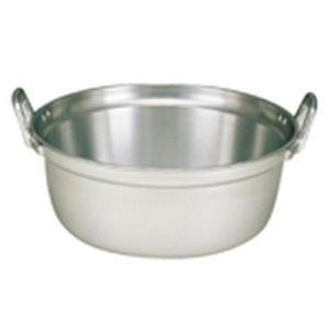 ホクア 往復送料無料 アルミ長生料理鍋 日本製 ALY09042 42cm
