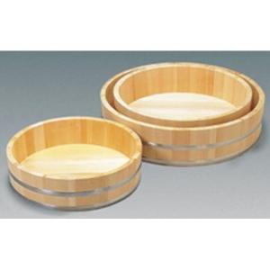 ショップ ヤマコー 木製ステン箍 飯台 サワラ材 授与 90cm BHV02090