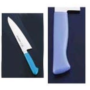 ハセガワ 抗菌カラー包丁 牛刀 人気ブランド多数対象 27cm AKL09274H おトク ブルー MGK-270