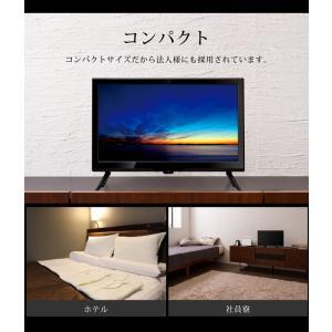 20型 液晶テレビ simplus シンプラス 20V 20インチ LED液晶テレビ 1波 外付けHDD録画機能対応 SP-20TV01TW ブラック|rcmdse|11