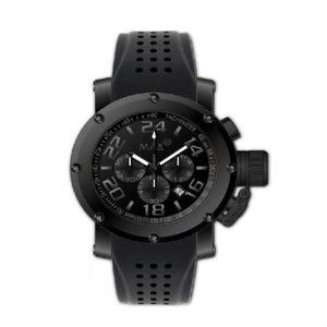 MAX XL WATCHES : 5-MAX485 42mm Face 高品質ラバーベルト腕時計 【0621jwl_w】|rcmdse