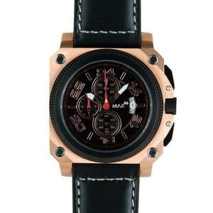 MAX XL WATCHES : 5-MAX449 45mm Square Face腕時計|rcmdse