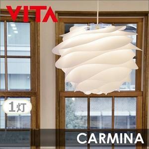 北欧ペンダントライト 天井照明 VITA CARMINA ヴィータ カルミナ 1灯 代引不可 rcmdse