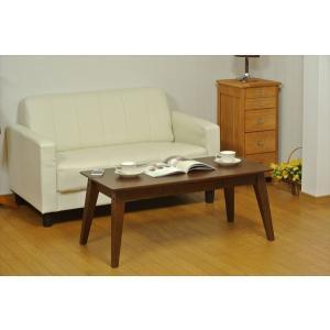 引出付きローテーブル リビングテーブル 幅95cm×高さ40cm シンプル 引き出し収納 ローテーブル  代引不可 rcmdse 03