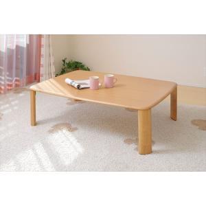 折りたたみローテーブル リビングテーブル 幅105cm×高さ35cm シンプル 収納可 木製 天然木 ローテーブル  代引不可|rcmdse
