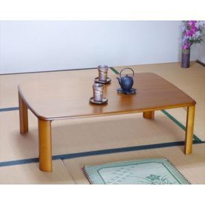 折りたたみローテーブル リビングテーブル 幅105cm×高さ35cm シンプル 収納可 木製 天然木 ローテーブル  代引不可|rcmdse|02