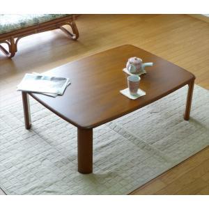 折りたたみローテーブル リビングテーブル 幅105cm×高さ35cm シンプル 収納可 木製 天然木 ローテーブル  代引不可|rcmdse|03