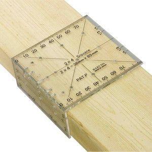 ラクダ・ツーバイフォー定規・ 大工道具:鋸:マ...の関連商品9