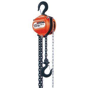 OH チェーンホイスト OCH-15 ジャッキ:チェンブロック 作業工具:スリング 未使用 在庫一掃
