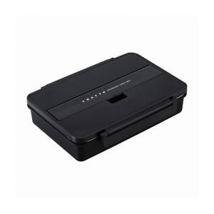 レック ランチボックス ブラック TRATTO -トラット- KK-078