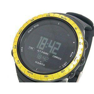 スント SUUNTO コア CORE 腕時計 SS013315010  ブラック/イエロー rcmdse