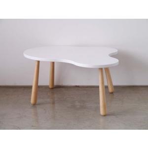 【CURU/クル】 センターテーブル Sサイズ ローテーブル クル リビングテーブル ホワイト|rcmdse