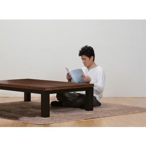 萩原 リビングコタツ ジェスタK120WN テーブル 高さ調節 代引不可 rcmdse 11
