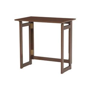 折りたたみテーブル MT-7680BR 代引不可|rcmdse